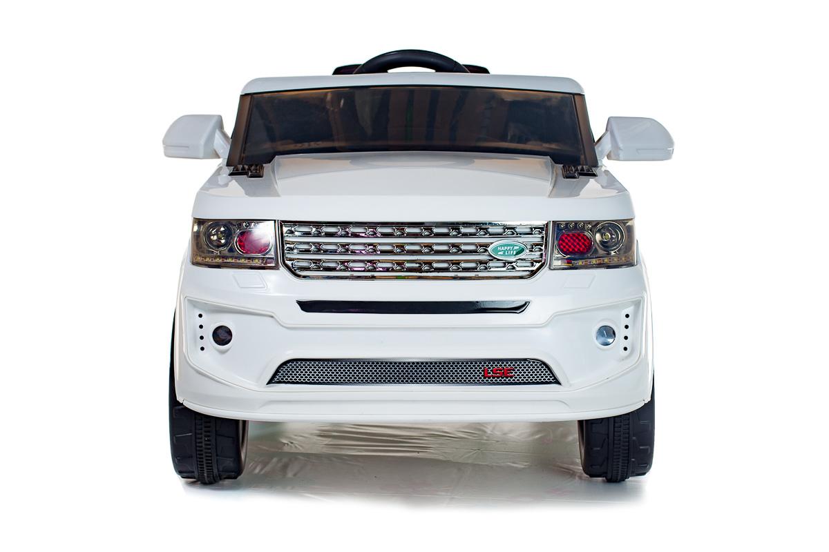 4x4 blanc sport coupe 12v style range voiture electrique pour enfants ebay. Black Bedroom Furniture Sets. Home Design Ideas