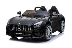 12V Mercedes AMG GT 2 Places sous licence Noir