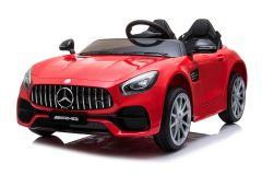 12V Mercedes AMG GT 2 Places sous licence Rouge