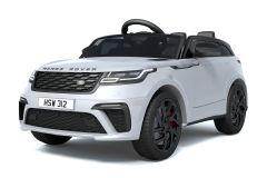 12V Range Rover Velar sous licence Blanc