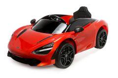 12V Licensed McLaren 720S Ride On Car Orange