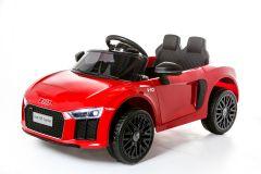 12V Audi R8 Spyder Rouge sous licence – Voiture Electrique Pour Enfants