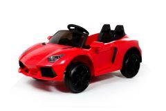 Roadster 12V Style Lambo Rouge - Voiture Electrique Pour Enfants