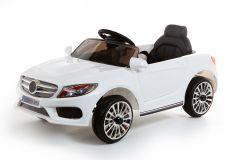 12V Berline Style C Class Blanc – Voiture Electrique Pour Enfants