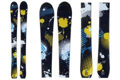 Skis garçons Tigris Junior 100cm