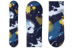 Snowboard garçon Tigris Junior 110cm