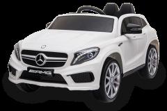 12V Mercedes GLA sous licence Blanc – Voiture Electrique Pour Enfants