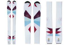 Skis filles Tigris Junior 100cm