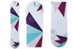 Snowboard filles Tigris Junior 125cm
