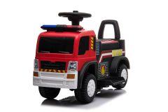Porteur Pompier 6V – Camion Electrique Pour Enfants