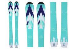 Skis unisex Tigris Junior 100cm