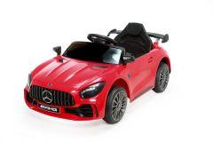 12V Mercedes GTR Rouge sous licence