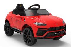 12V Lamborghini Urus sous licence Rouge