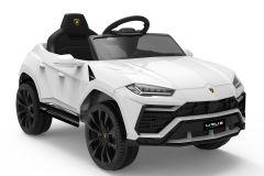 12V Lamborghini Urus sous licence Blanc
