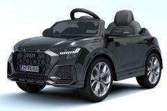 12V Audi Q8 RS Noir sous licence – Voiture Electrique Pour Enfants