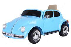 12V Volkswagen Coccinelle sous licence Bleu