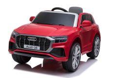 12V Audi Q8 Rouge sous licence – Voiture Electrique Pour Enfants
