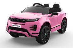 12V Range Rover Evoque Rose 2 sieges sous licence