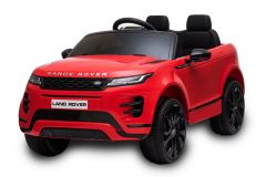 12V Range Rover Evoque Rouge 2 sieges sous licence