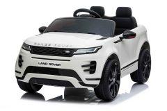 12V Range Rover Evoque Blanc 2 sieges sous licence