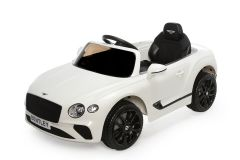 12V Bentley Continental GT Blanc sous licence